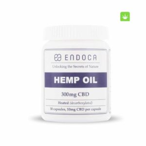 Capsules Hemp Oil  300mg CBD