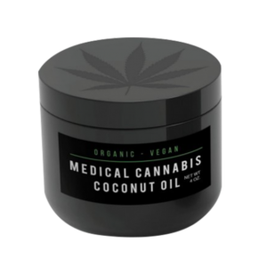 Buy Cannabis Coconut Oil (250ml)